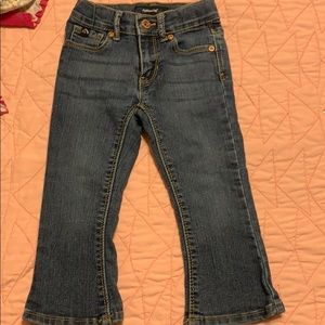 2T Bootcut Jeans